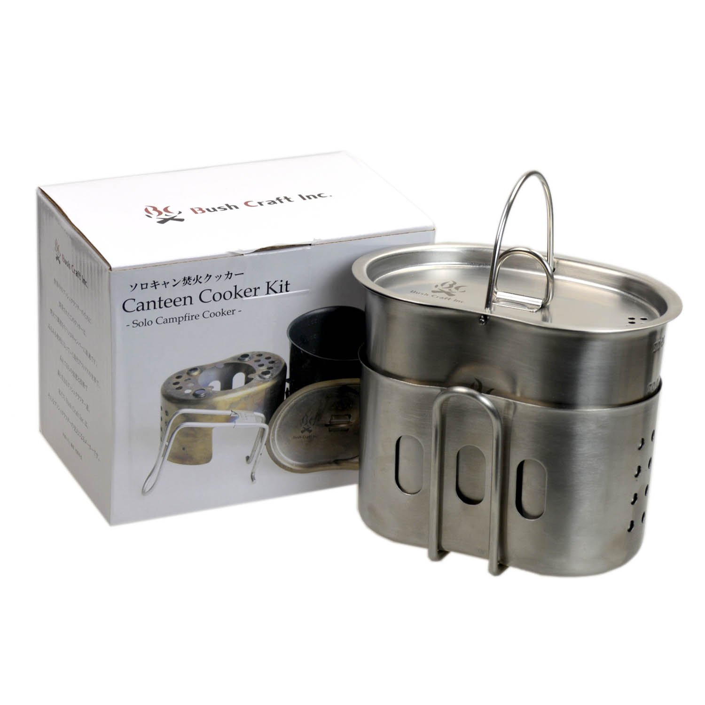 Bushcraft Canteen Cooker Kit