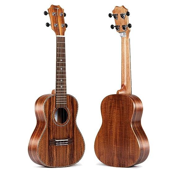 Ukeleles Uklele Principiante Guitarra Pequeña De Cuatro Cuerdas ...