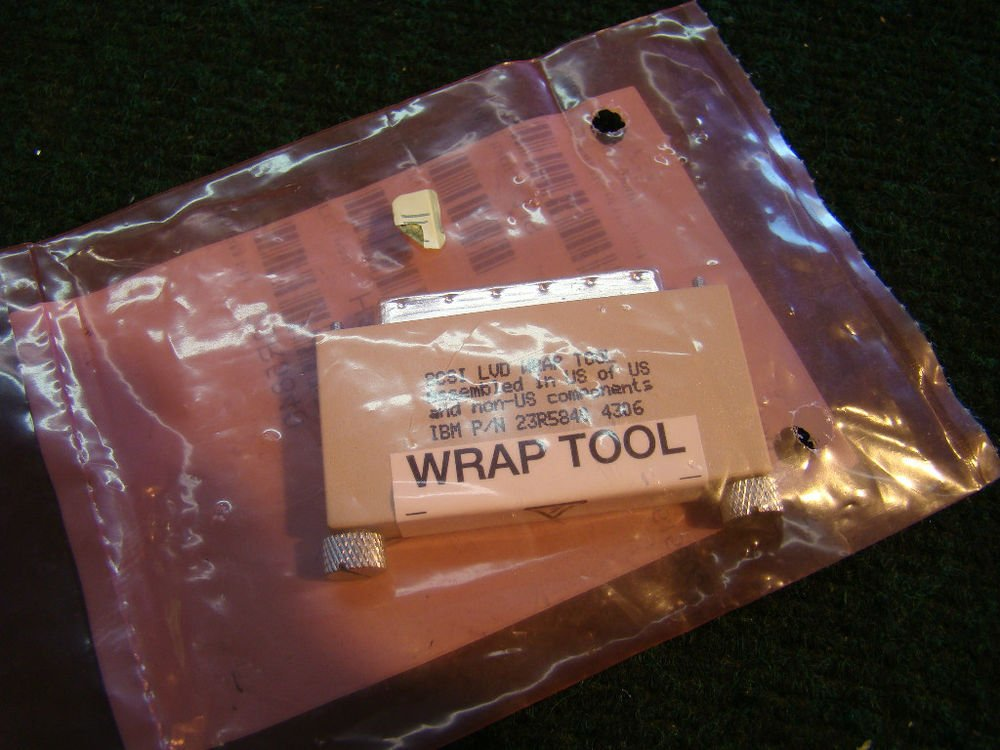 IBM 23R5840 IBM 23R5840 IBM LVD WRAP TOOL NEW