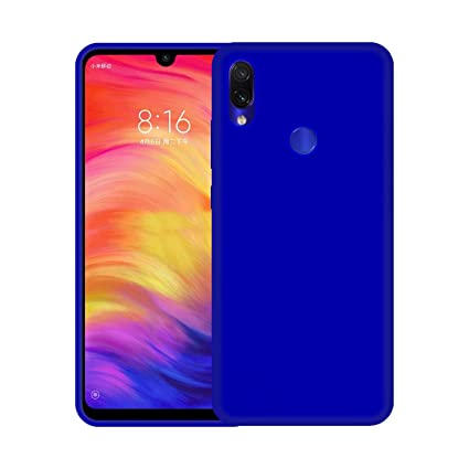 12f67b72fc Case Creation Redmi Note 7 Pro Soft Silicone: Amazon.in: Electronics