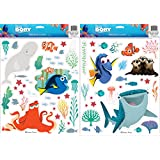 Disney Finding Dory Window Cling Set