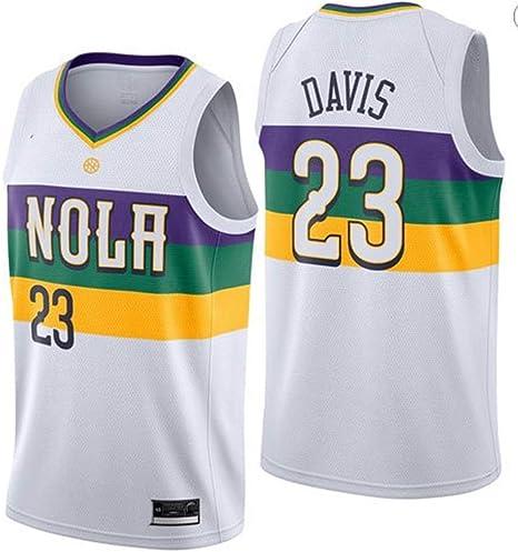 CRYPZYD Versión mejoradaHombres Camisetas de Baloncesto # 23 ...