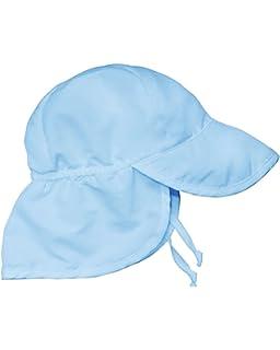 75b73fc602c0 Kidsform Bébé Bambin Caps Eté Solide Ajustable Taille de la Tête Soleil  Plage Casual Chapeau