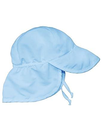 Kidsform Enfant Bébé Unisex Bambin Caps Eté Solide Ajustable Taille de la  Tête Soleil Plage Casual c54b9ab3ecf