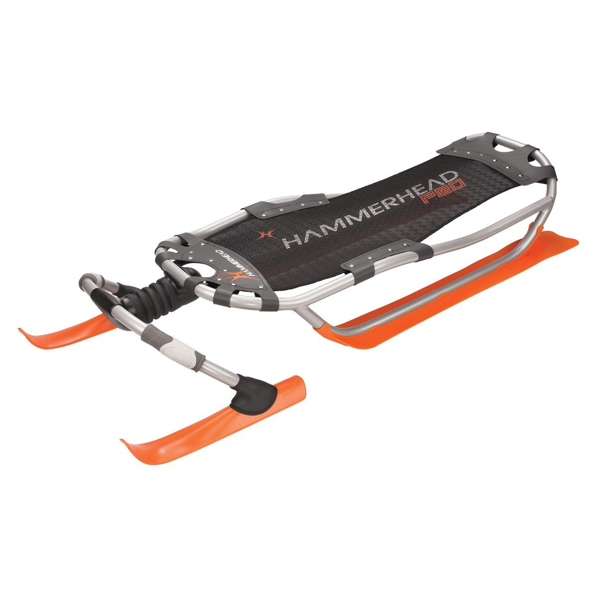 Yukon Charlies Hammerhead Pro XLD Sled, One Size, Orange by Yukon Charlie's