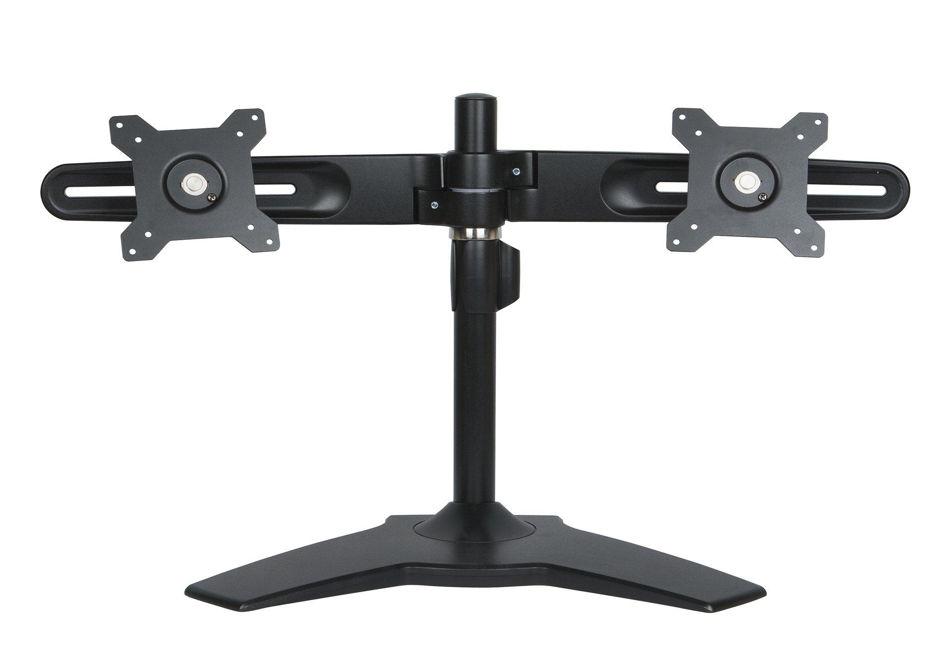 Planar Dual Monitor Stand, Black (997-5253-00) by Planar