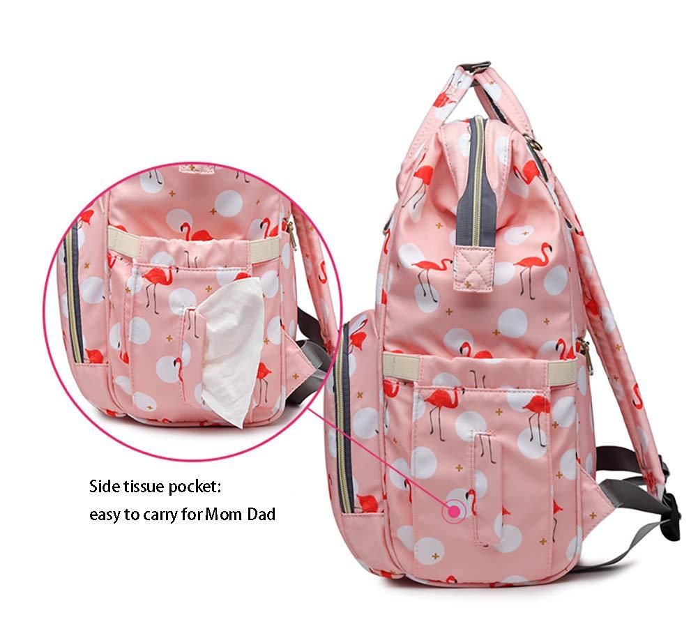 Amazon.com: Starte - Bolsa para pañales de bebé para mamá ...