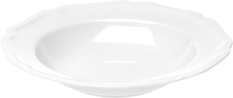 Mikasa Antique White Rim Soup Bowl, 14-Ounce - HK400-220
