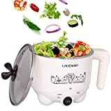 ca5cf68ef293 Galleon - 1L Liven Electric Hot Pot With 304 Stainless Steel Healthy ...