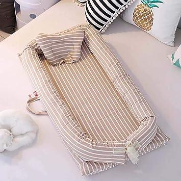 ZLMI Cuna Extraíble Y Lavable Bebé Aislamiento Cama Recién Nacido Cama  Biónica Adecuado para Bebés De 0-2 Años De Edad cf1281151bd0