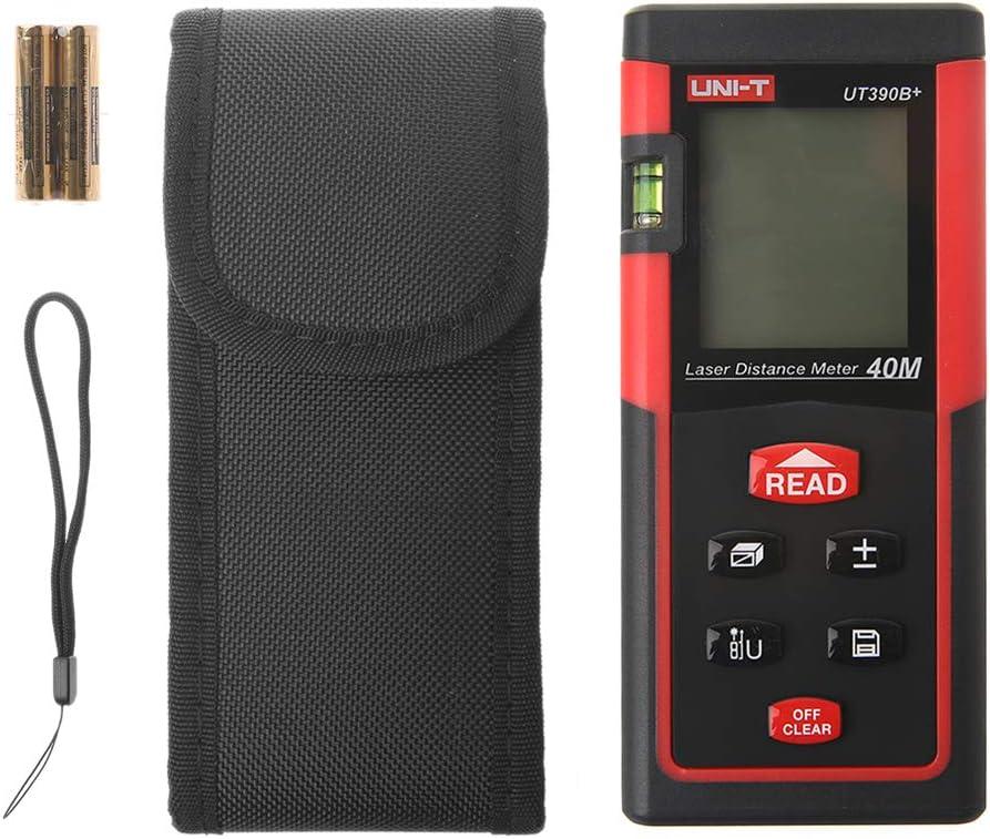 Freshsell LD40 - Medidor de Distancia láser Digital de 40 m, medidor de diastímetro