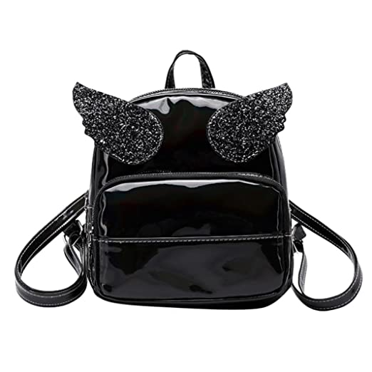 Sunyastor Fashion Girl Backpack Mini Rucksack Travel Bookbag Leather Bag  Ladies Purse and Handbags Shoulder Bag f26b3ee4f0