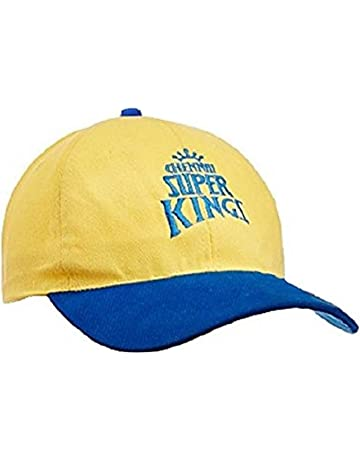 Gearex Chennai Super King (CSK) T-20 IPL Cricket Team Cap Yellow