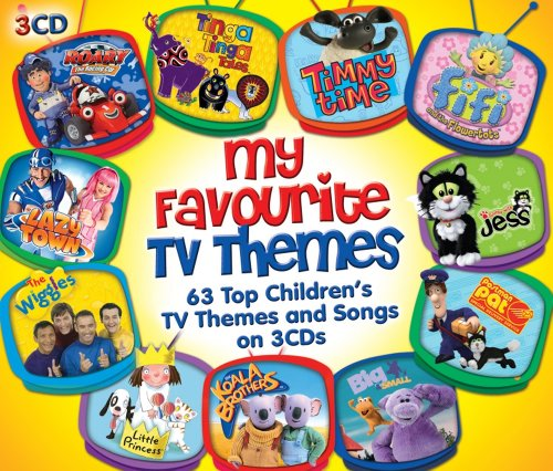 Price comparison product image My Favourite Tv Themes / Various