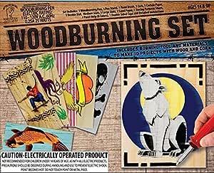 Woodburning Set - 3 Years & Above
