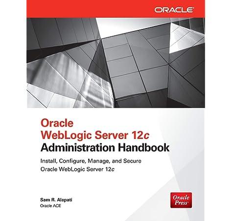 Oracle WebLogic Server 12c Advanced Administration Cookbook: Amazon