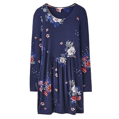 49c395b979e Joules Women's Kirsten - Long Sleeve Tunic at Amazon Women's Clothing store: