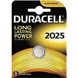 """DURACELL Lot de 5 piles bouton lithium """"Electronics"""", 2025 (CR2025)"""