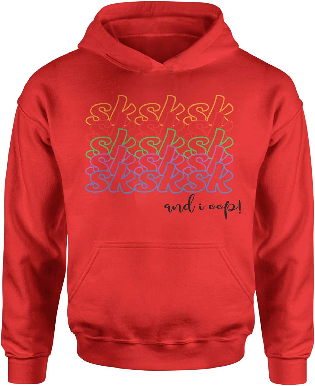 Expression Tees Sksksksk Vsco Girl Crewneck Sweatshirt