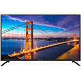 "PrimeCables 43"" FHD 1080P DLED TV with IPS LCD Panel Television with USB Port, 3 HDMI Input Channel, Energy Saving"