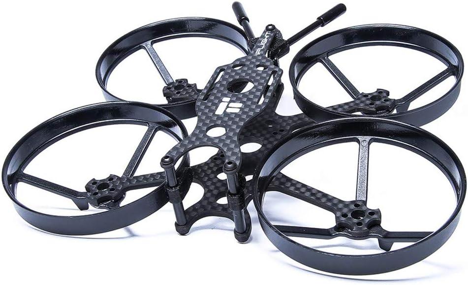 TwoCC Drone Replacement,Iflight Turbobee 111R 2.3 Pulgadas Rack Fpv Indoor Racing a Través De La Máquina Kit De Marco Whoop Para Piezas De Repuesto Rc Drone: Amazon.es: Bricolaje y herramientas