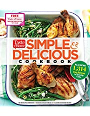 Taste of Home Simple & Delicious Cookbook: ALL-NEW 1,314 easy recipes for today's family cooks