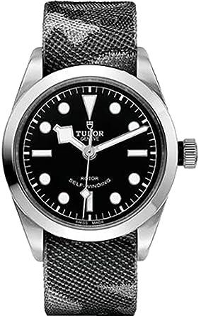 huge discount 4ebb9 33e9d Amazon | Tudorヘリテージブラックベイ36 79500 on ...