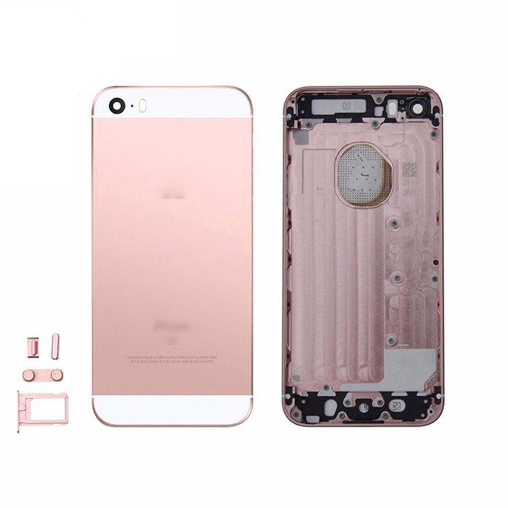 Amazon.com: for iPhone 5S Battery Housing Door With Logo New DIY ...