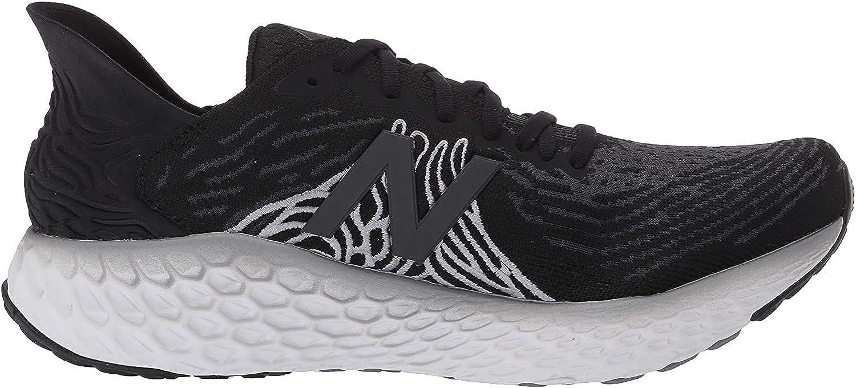 New Balance M1080K10, Zapatillas para Correr para Hombre, Color Negro, 46.5 EU: Amazon.es: Zapatos y complementos