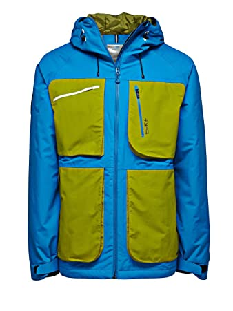 buy factory authentic new high quality Jack & Jones Dakota 2 Men's Ski Jacket Multi-Coloured ...