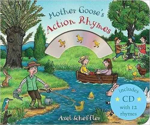 Mother Goose's Action Rhymes por Axel Scheffler epub