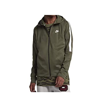 Nike Mens Sportswear Jacket Chaqueta, Hombre: Amazon.es ...