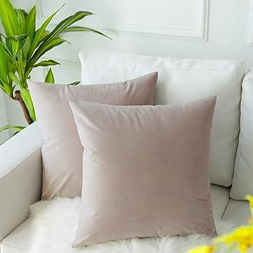 Amazon.com: JUSPURBET - Juego de 2 fundas de almohada ...