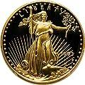 1993 P $25 American Eagles - Gold Gold Eagle Twenty Five Dollar PR70 PCGS DCAM