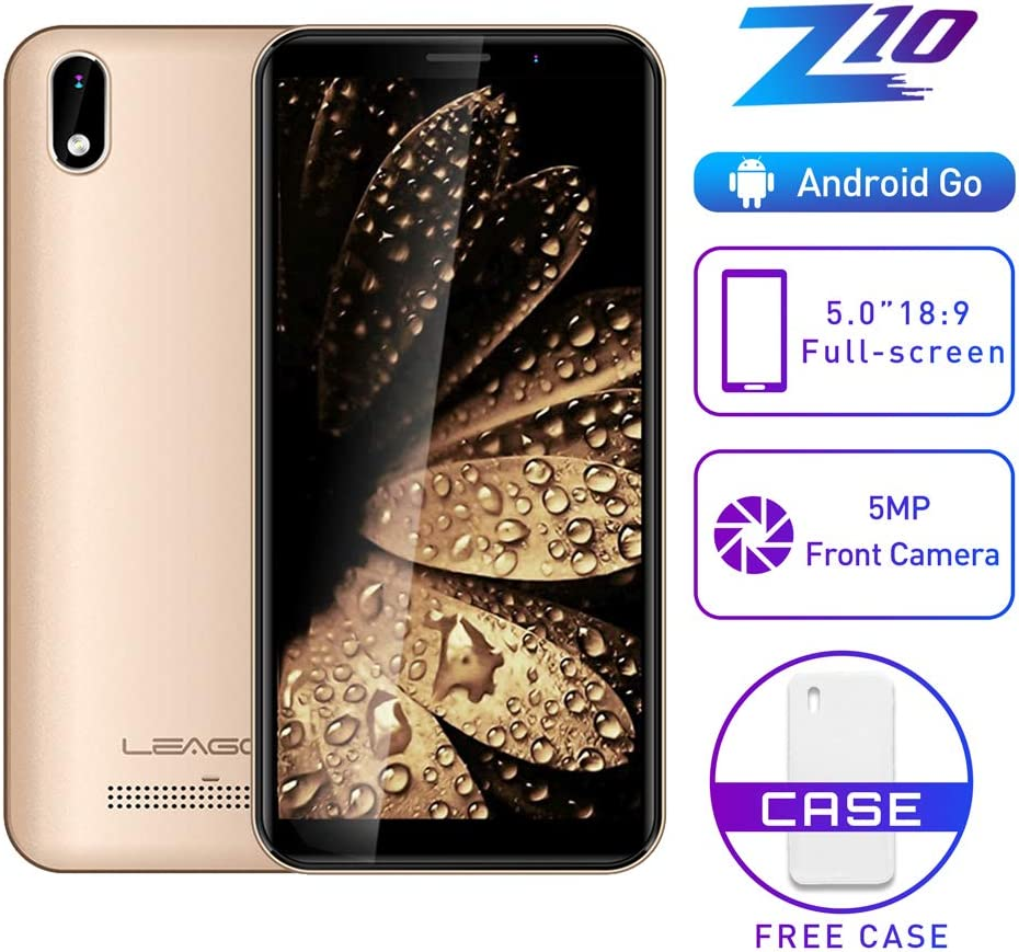 LEAGOO Z10 Smartphone Libres, 5.0