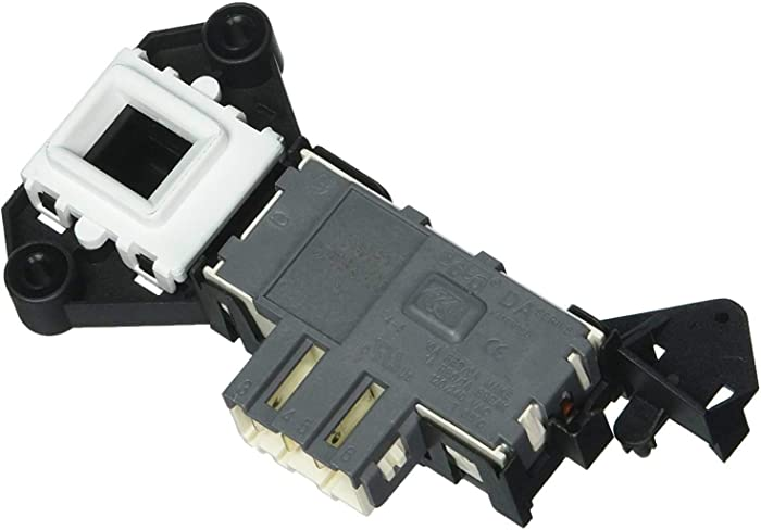 New W10192995 Latch for Washer Compatible for Whirlpool Maytag Washer made by OEM Manufacturer Primeco, WPWW10192995, PS11749964, 1471810, AP6016671-1 YEAR WARRANTY