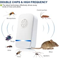 Ultrasonic Pest Repeller, Ehobroc