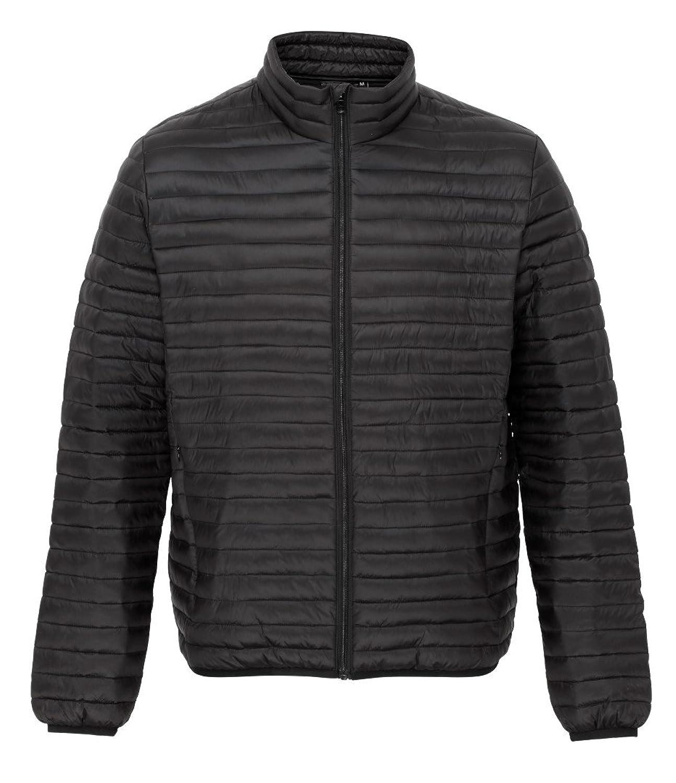 2786 Mens Ts018 Tribe Fineline Padded Jacket