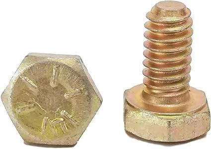 50 pieces 1//4-20 x 1 Hex Cap Screw