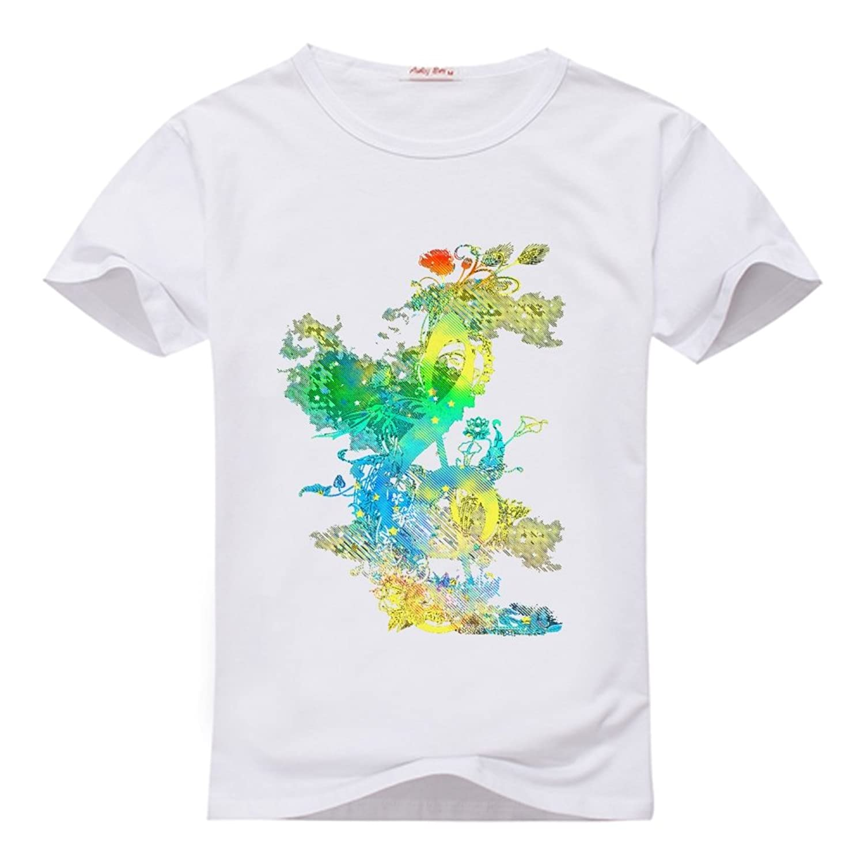 Novelty Eworld Unisex A Key to Happy T Shirt