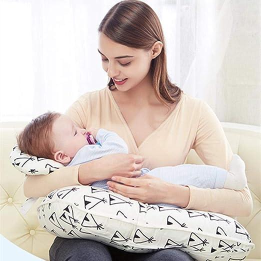 Bureze - Almohadas de lactancia para bebé, almohada de lactancia ...