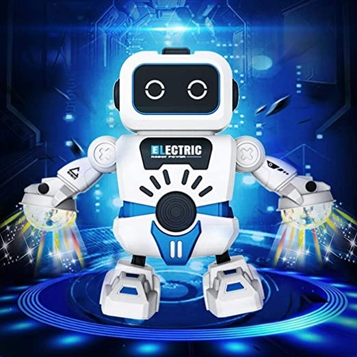 Robot de Juguete Niños Juguete de Educación Temprana Inteligente ...