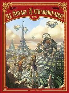 """Afficher """"Le Voyage extraordinaire n° 2<br /> Le Voyage extraordinaire (tome 2)"""""""