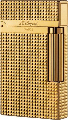 st-dupont-ligne-2-diamond-head-gold-lighter-gold-16284