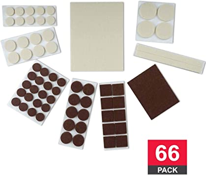Furniture Pads, Chair Pads, Leg Floor Protectors, Self Adhesive