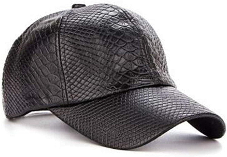 Mens Hats Classic Crocodile Pattern Baseball Caps Spring Visor Cap Snapback Male Bone Dads hat