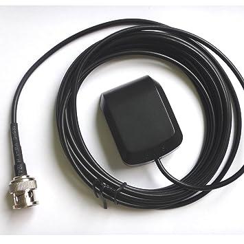 Antena Gps Bnc Yihaoel para Garmin Gpsmap 498C ecosonda 525/525S ...