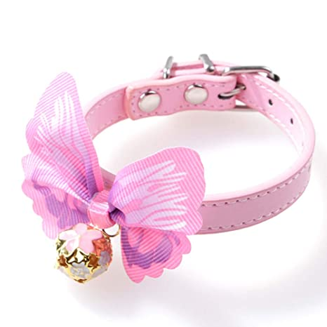 Haodou - Corbata Ajustable para Mascota, diseño de Mariposa, para ...