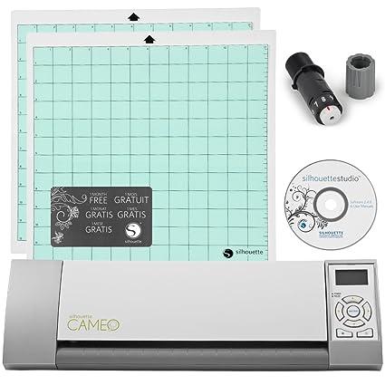Amazon.com: Silhouette Cameo Digital Craft Cutter Machine ...