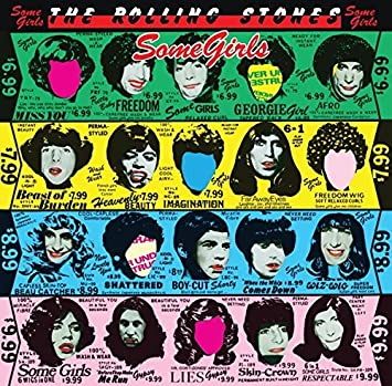Rolling stones-some girls photos 70